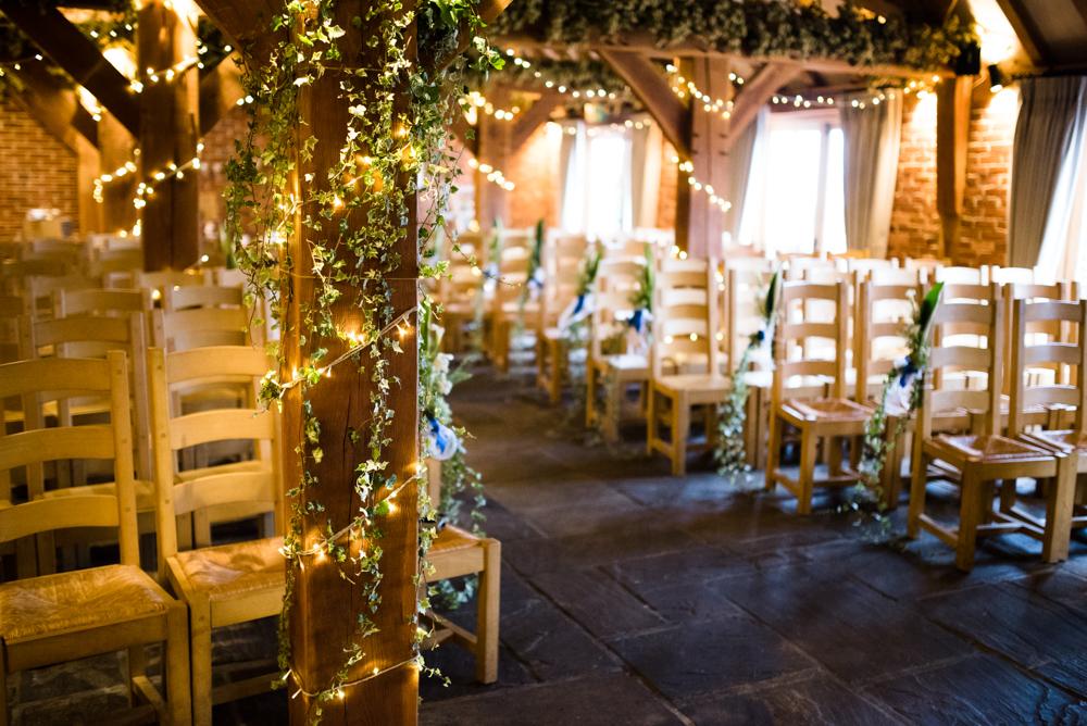 Ferry House Inn barn wedding