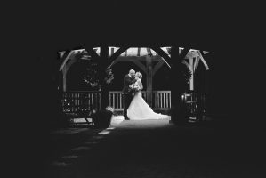 Marriage at ferry house inn