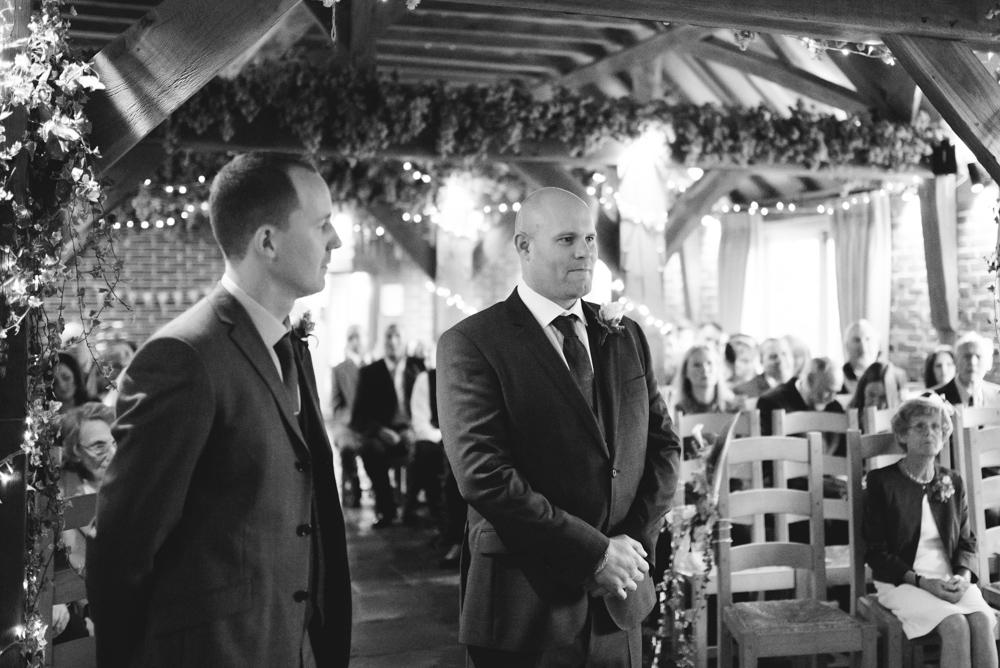 groom at ferry house inn