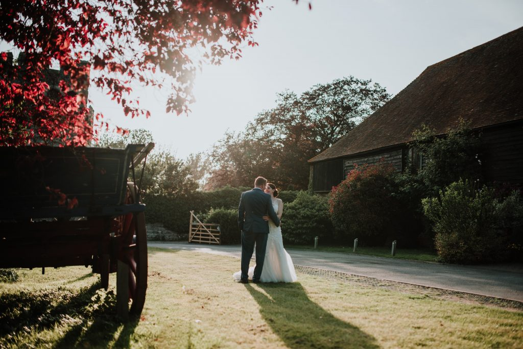 Kent Wedding Photography at Cooling Castle Barn