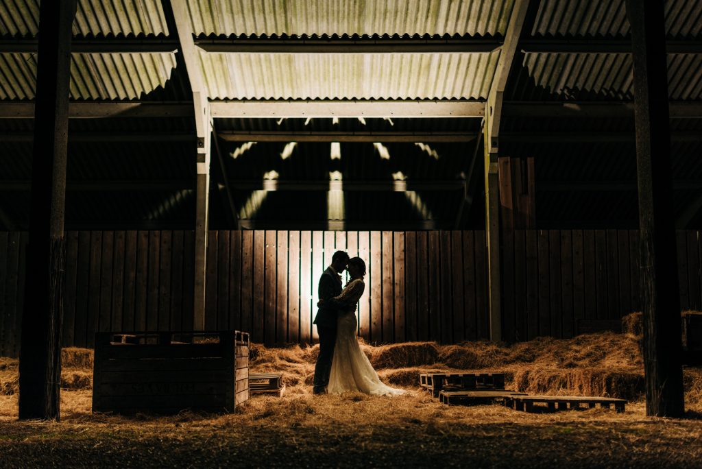 Kelly & Graeme – The Great Barn, Rolvenden
