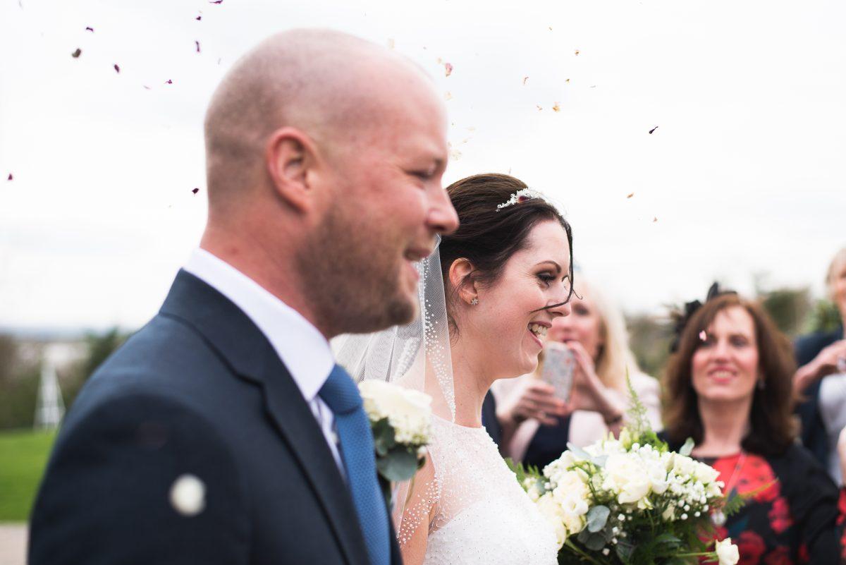 Wedding at Ferry House Inn