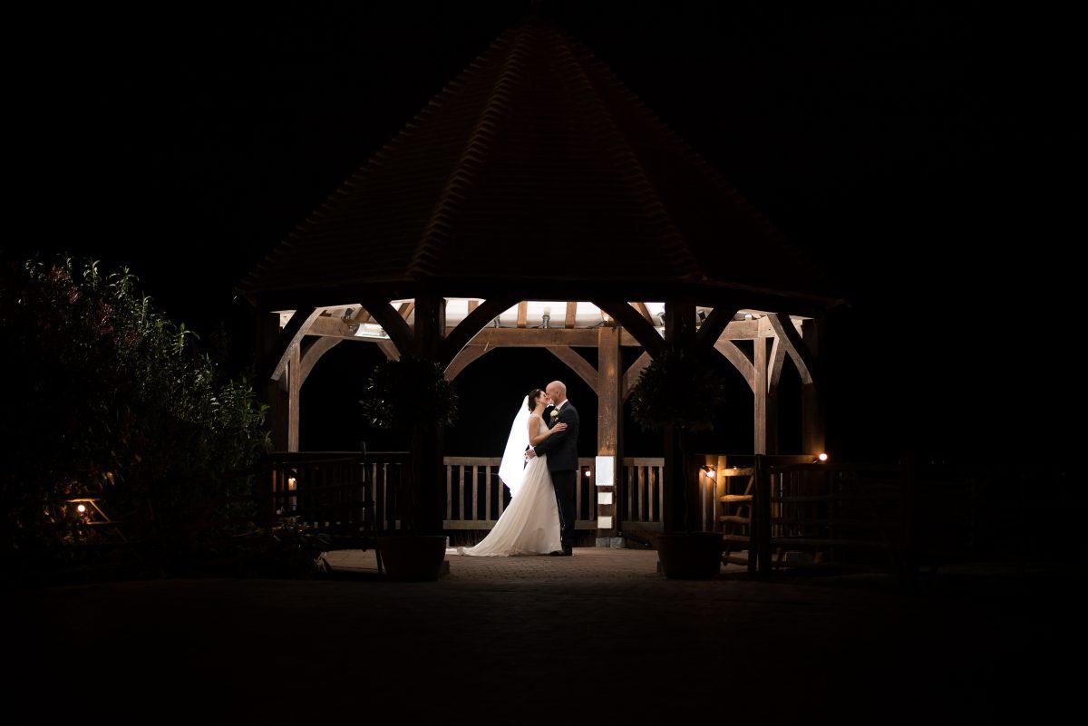 Ferry House Inn wedding photograph