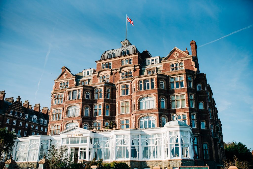 Grand Hotel Folkestone Wedding Venue