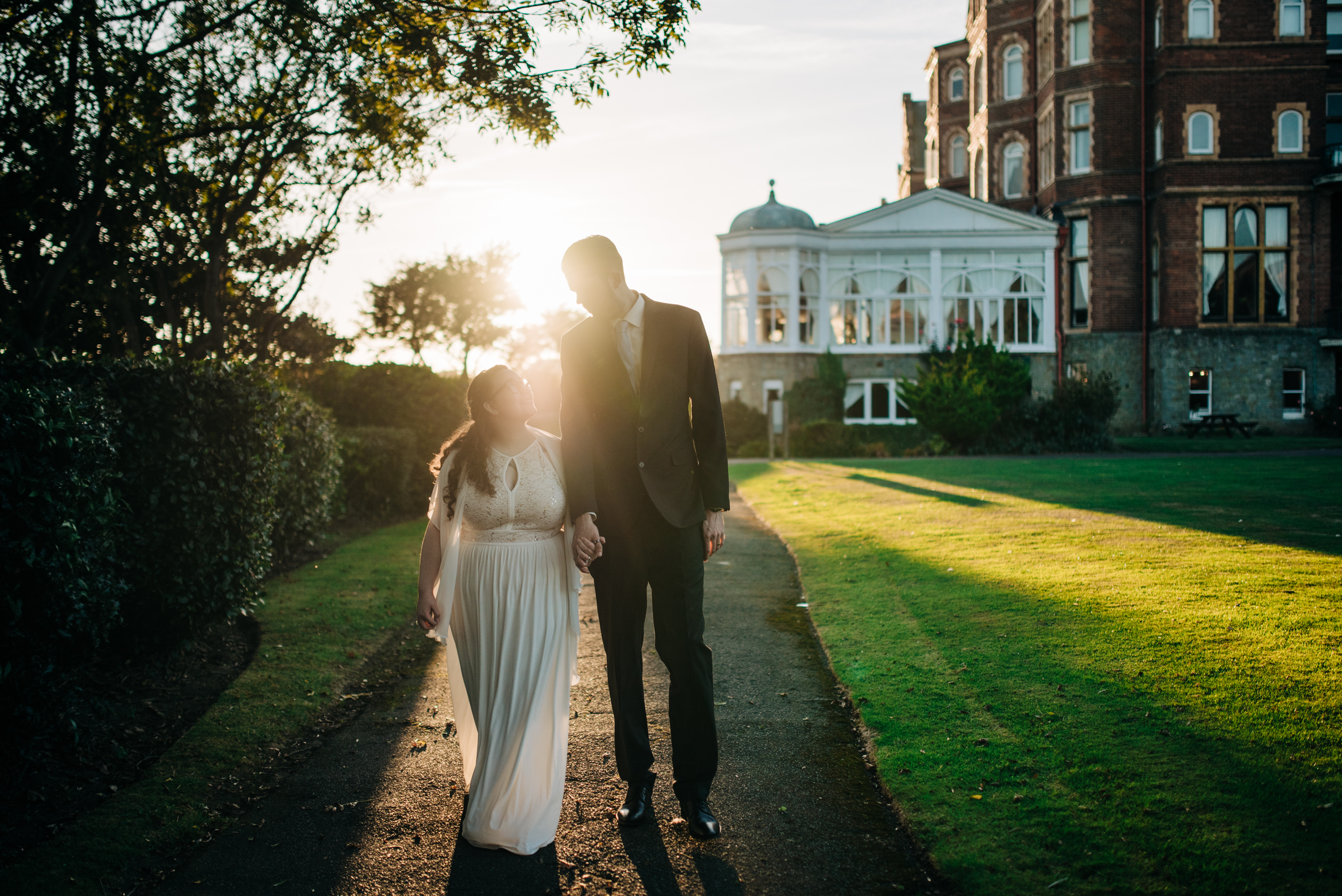 Morgan & Rhys – The Grand, Folkestone