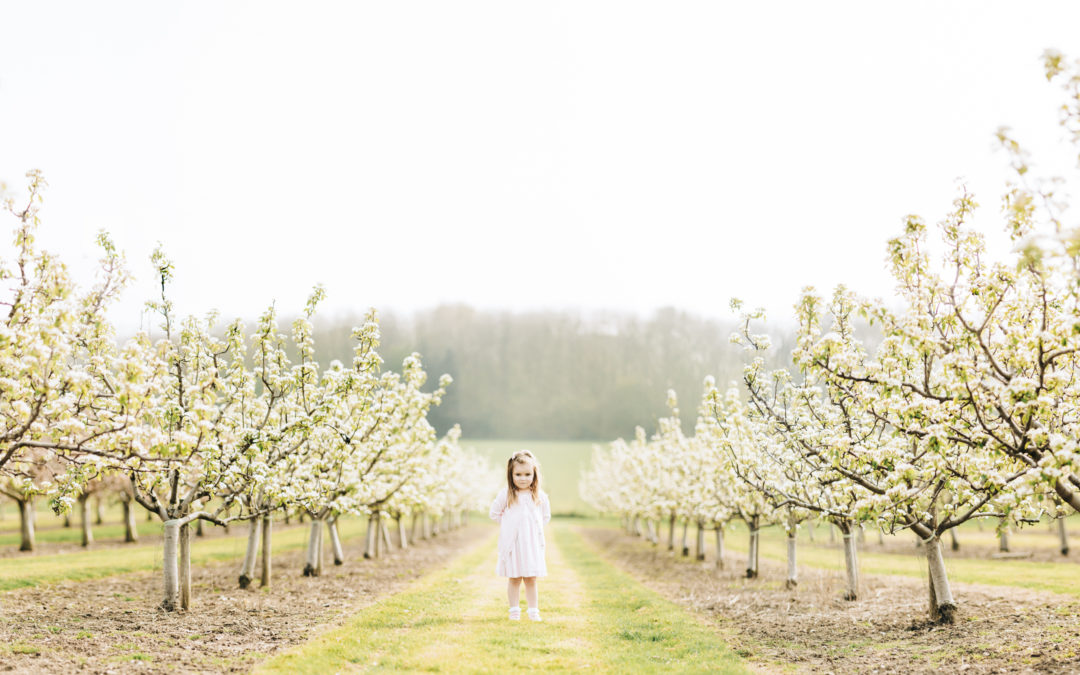 Spring time with Amelia 2019