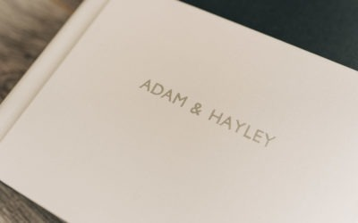 Stunning Wedding Albums