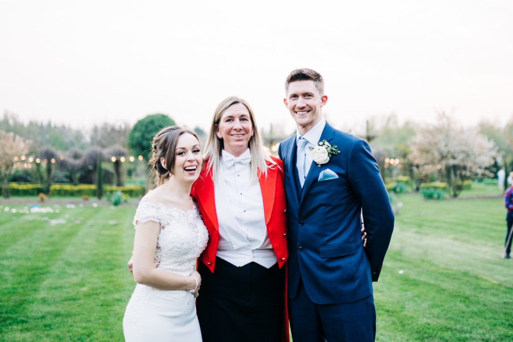 Do you need a toastmaster for your wedding day?