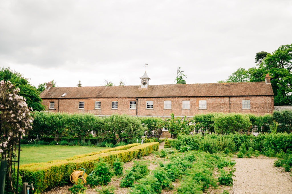 Secret Garden Wedding Venue Ashford