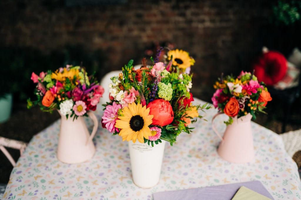 bridal flowers from Anemoneblue florist