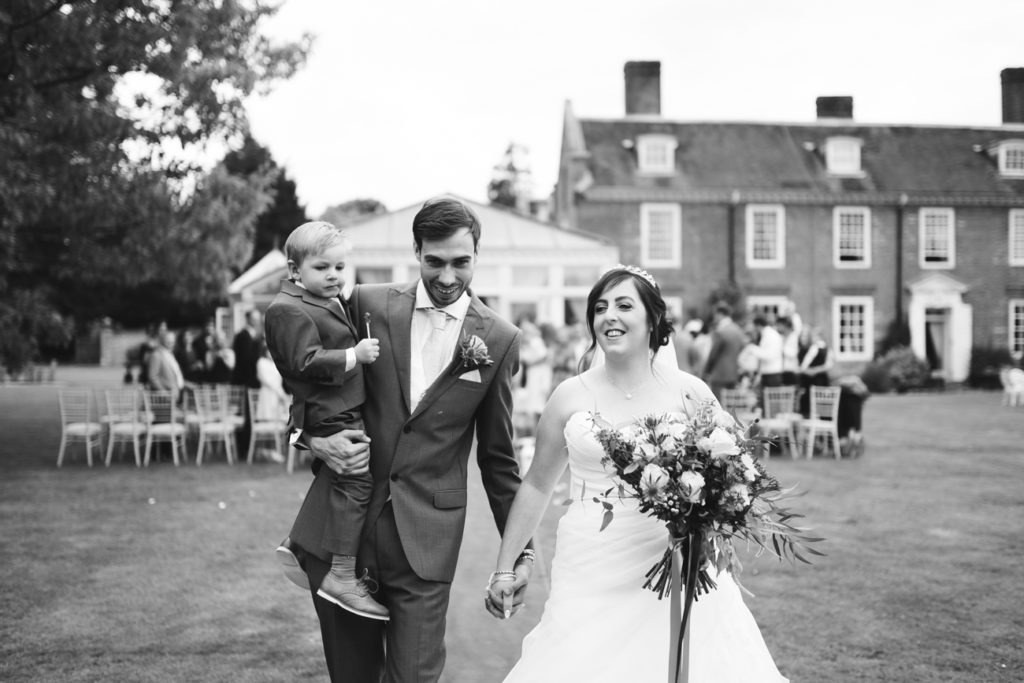 family wedding chilston park