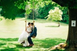 love on a swing