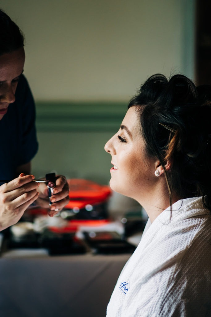 make up at chilston park