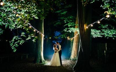 Jess & Josh – Crown Lodge, Wye