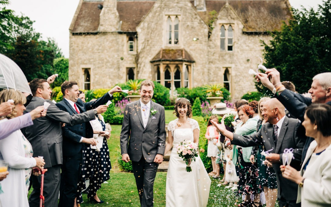 Jemma & Kim – The Knowle Country House