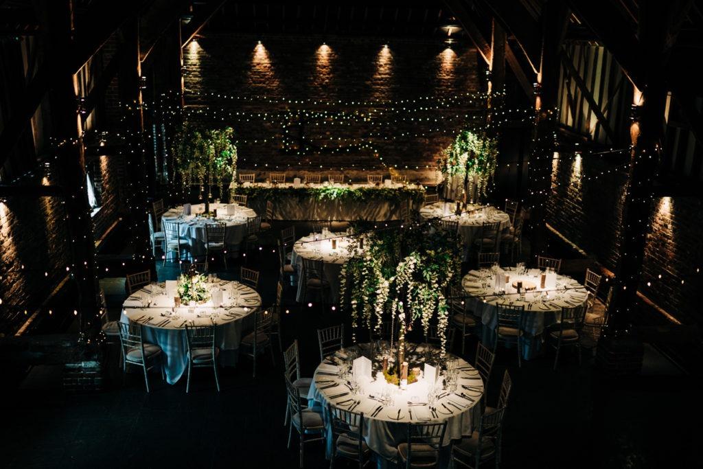 cooling castle wedding setup 2019