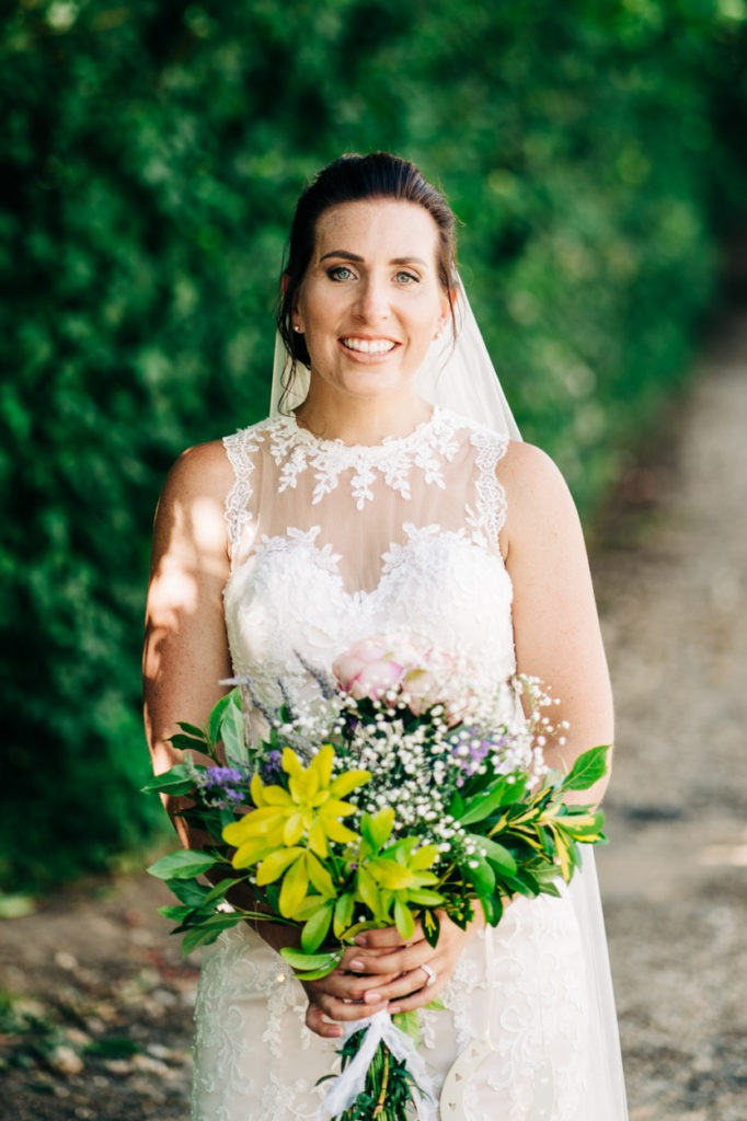 bridal portrait at North Barn Aylesford priory