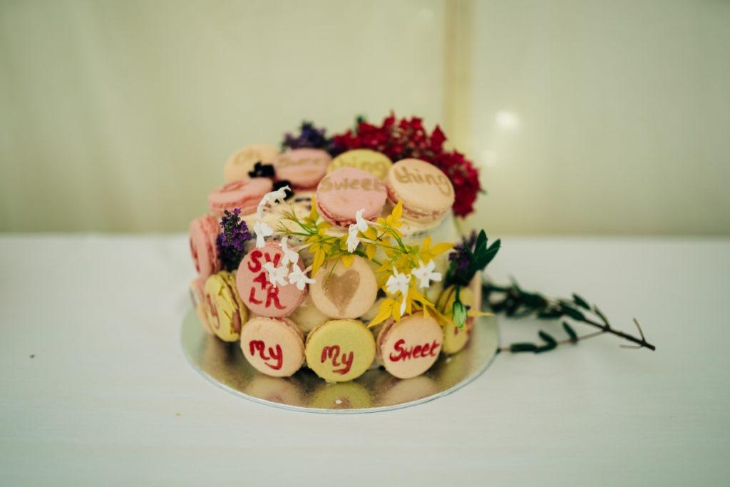 wedding bake-off