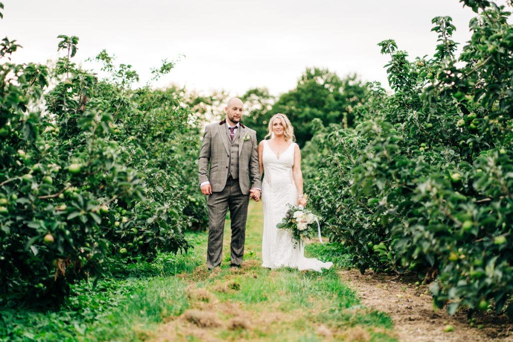 Brenley Farm couples portraits