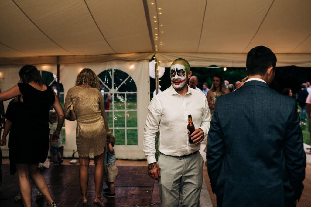 Joker at Brenely Farm B&B