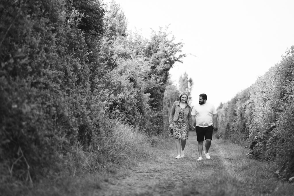 kent wedding photographer engagement shoot conyer