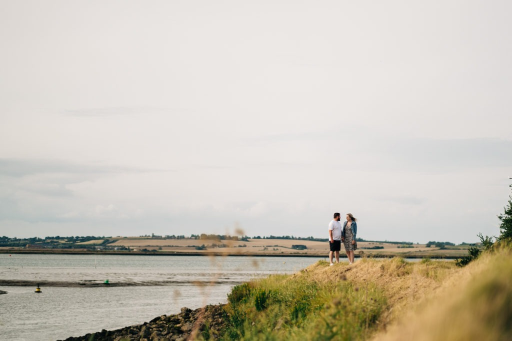 Chloe & Rich – Pre-wedding shoot at Conyer