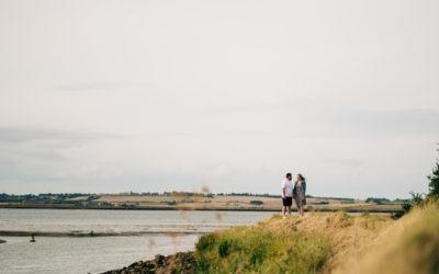 Chloe & Rich – Pre-wedding shoot at Conyer
