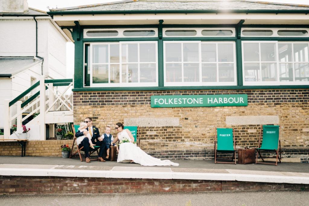 wedding photography in folkestone