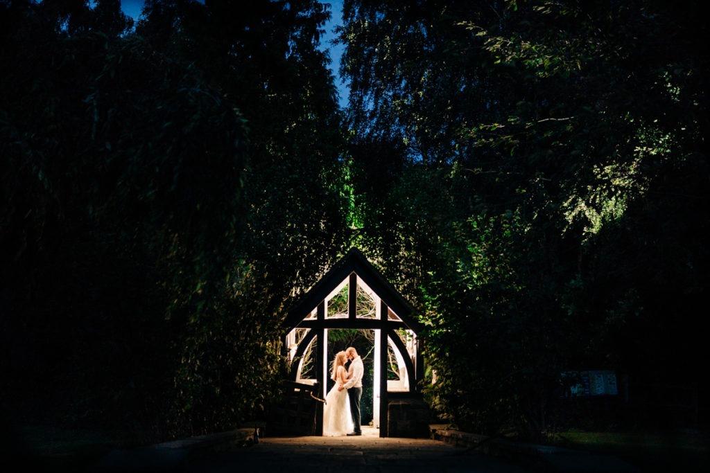 schools of Somerhill wedding