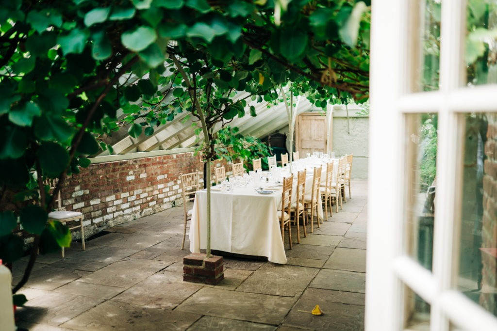 secret garden kent wedding venue