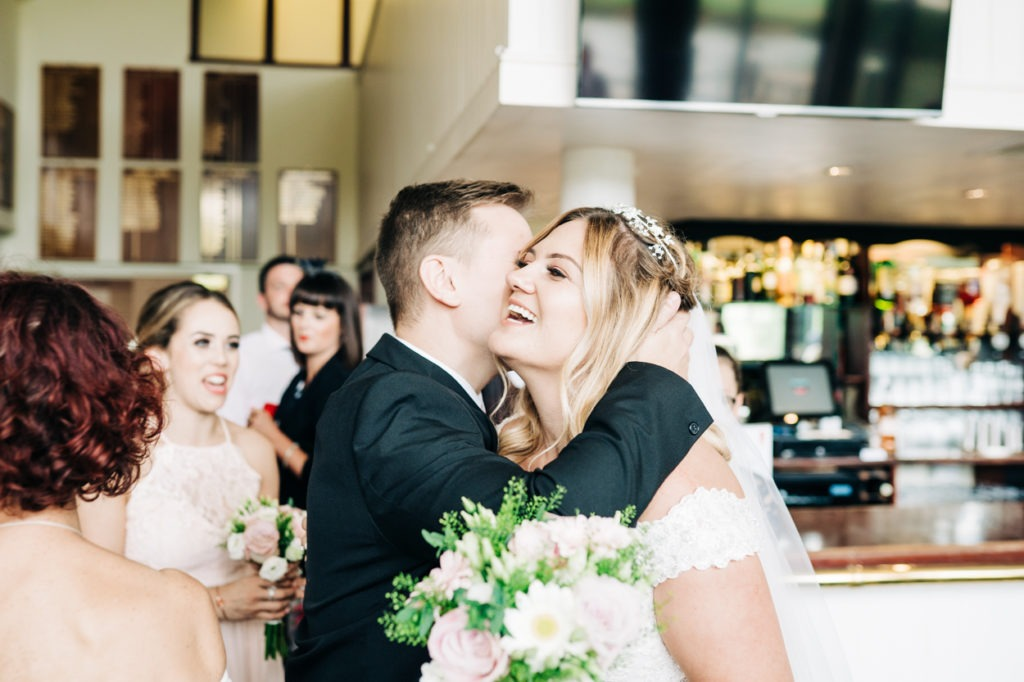 bride at weald of kent