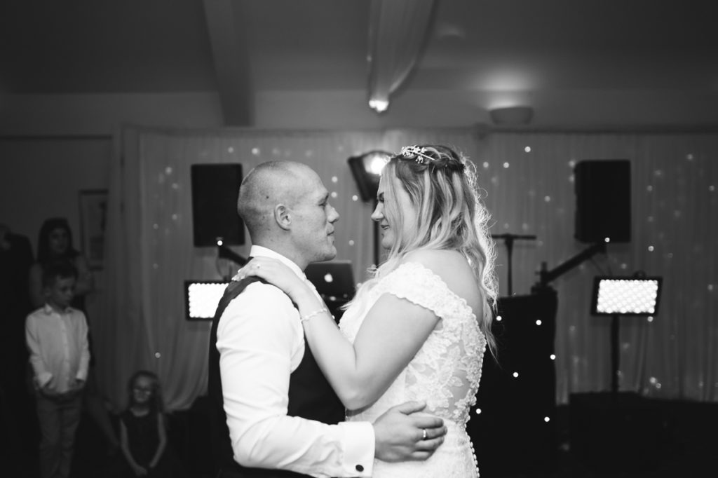 First dance at the Weald of Kent