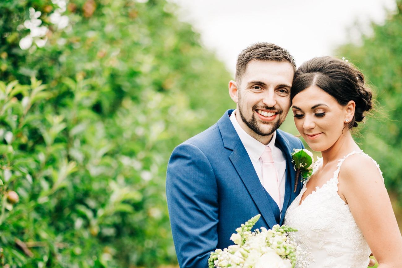weddings at The Barnyard in Upchurch