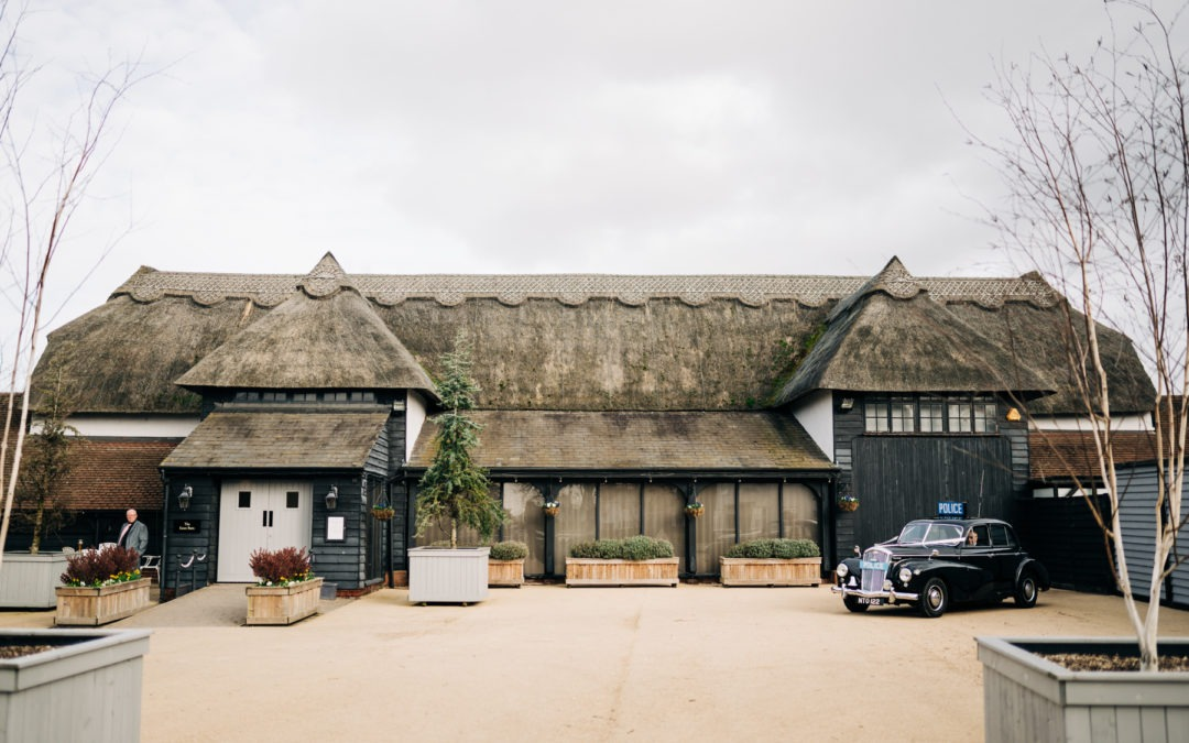 Katherine & Tommy – Channels Estate, Essex