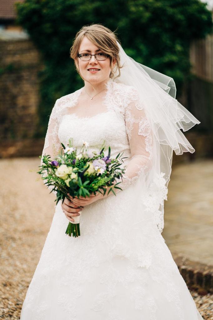 bridal shoot at The Barnyard