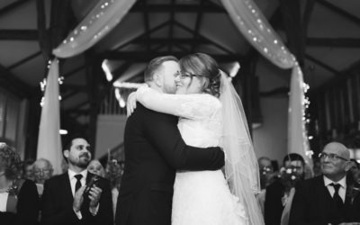 Eleanor & Joe – The Barnyard Twilight Wedding