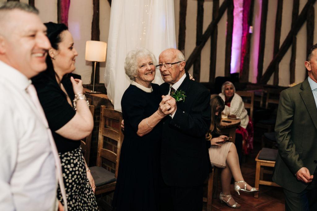 The Barnyard Upchurch wedding