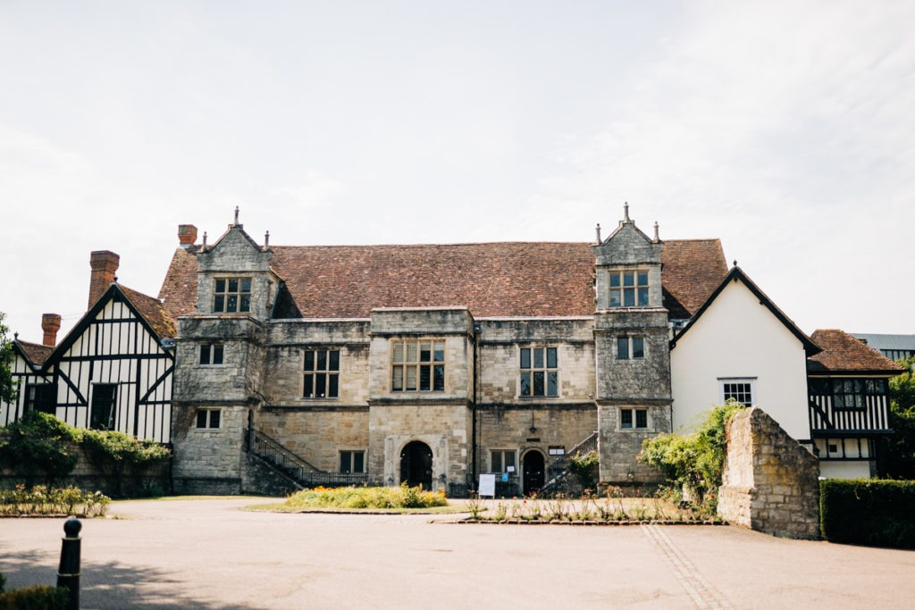 Archbishops Palace Maidstone - Registry Office