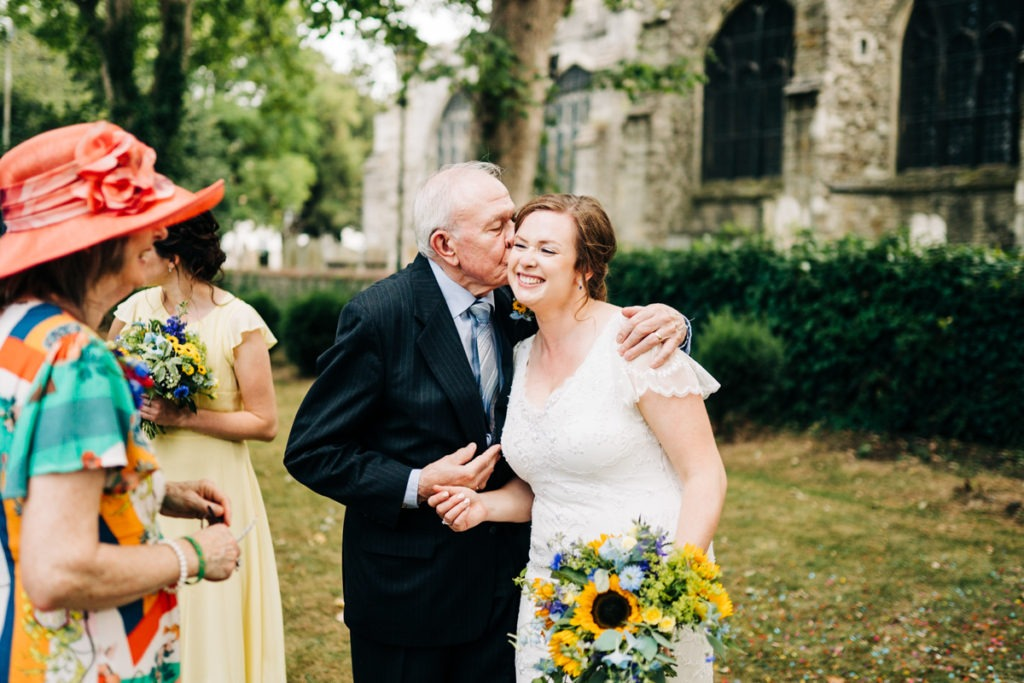 tender moments at archbishops palace
