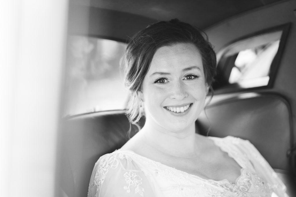 bridal black and white