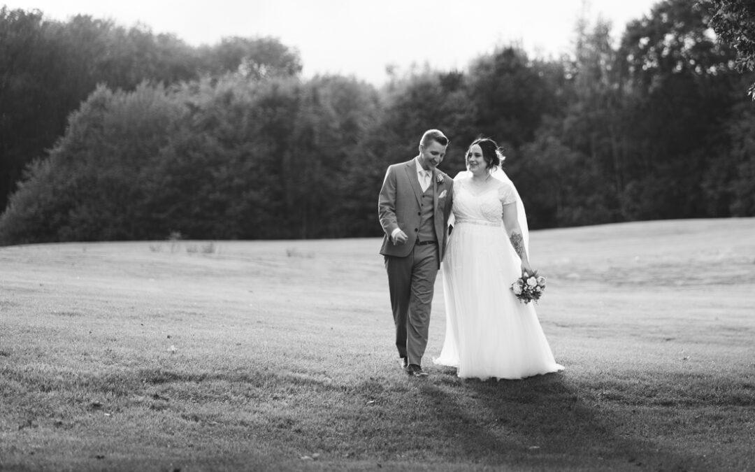 Hannah & Olly – Redlibbets Golf Club