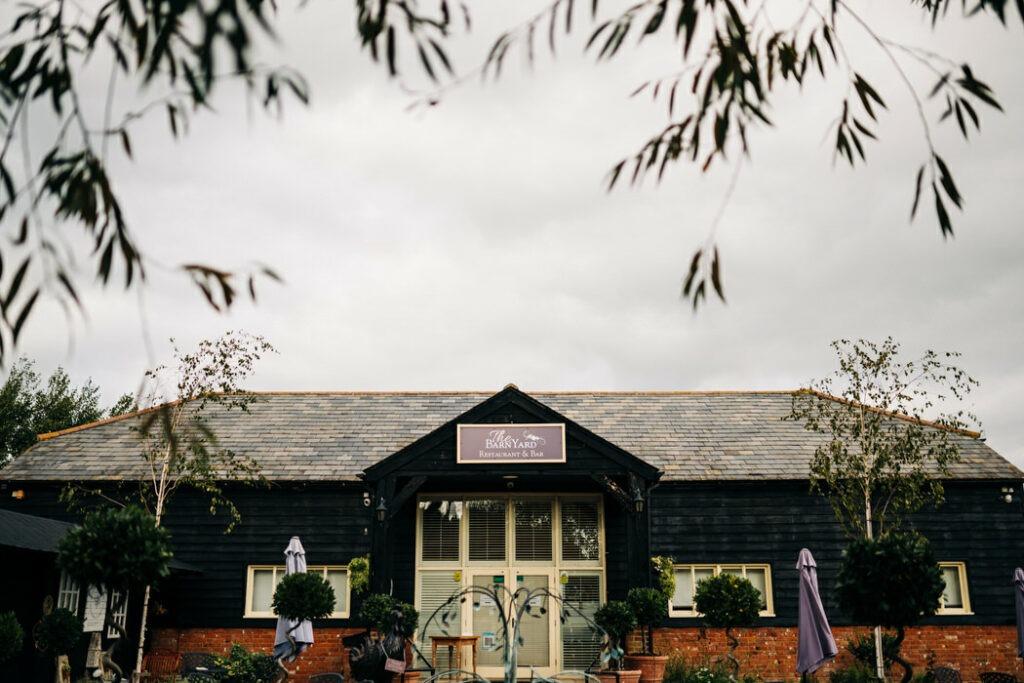 The Barnyard Wedding Venue Upchurch