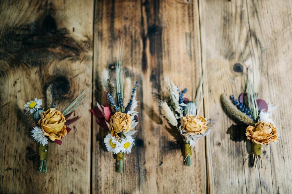 Groom details at The Barnyard Twilight Wedding