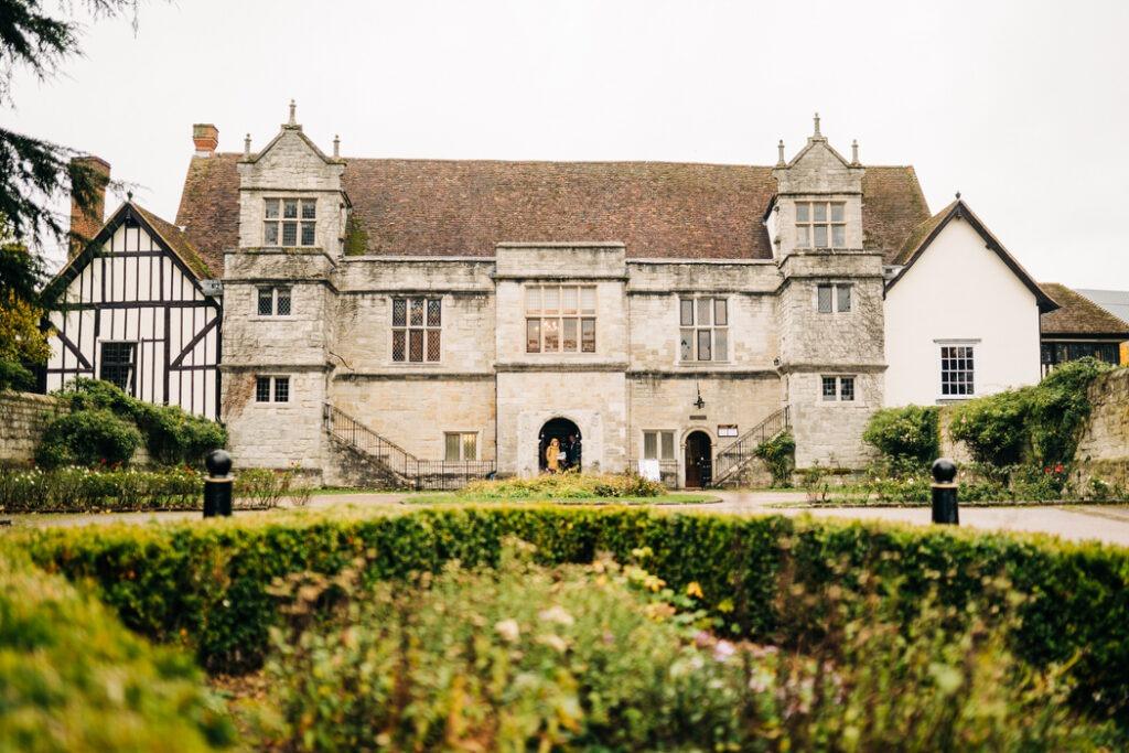 archbishops palace Maidstone wedding venue