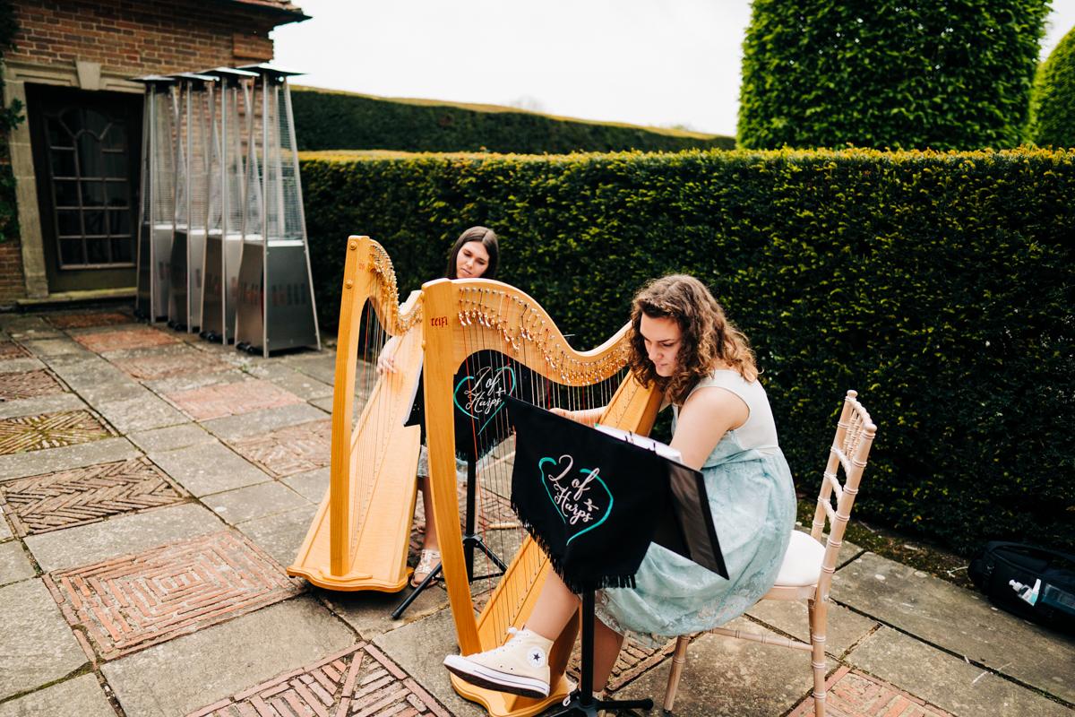 2 of Harps at Port Lympne